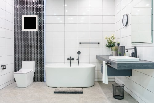 Bathroom Finance